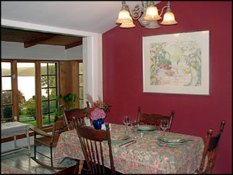 Willow Dining Room